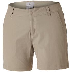 "Royal Robbins Alpine Road 5"" Pantaloncini Donna, beige"